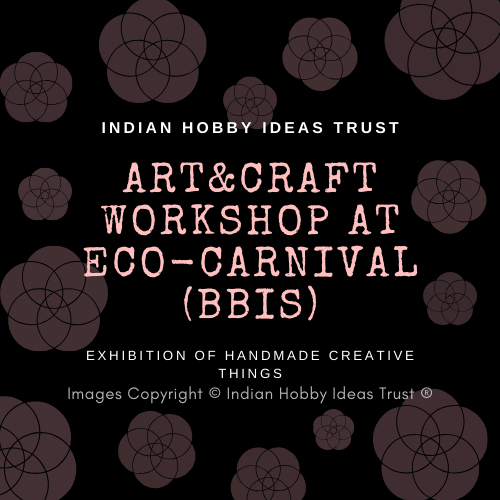 Art & Craft Exhibition & Stall at Bal Bhavan International School, Dwarka