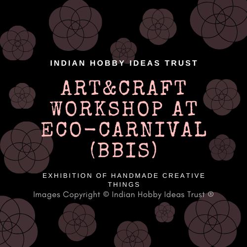 Art & Craft Exhibition & Stall at Bal Bhavan International School, Dwarka